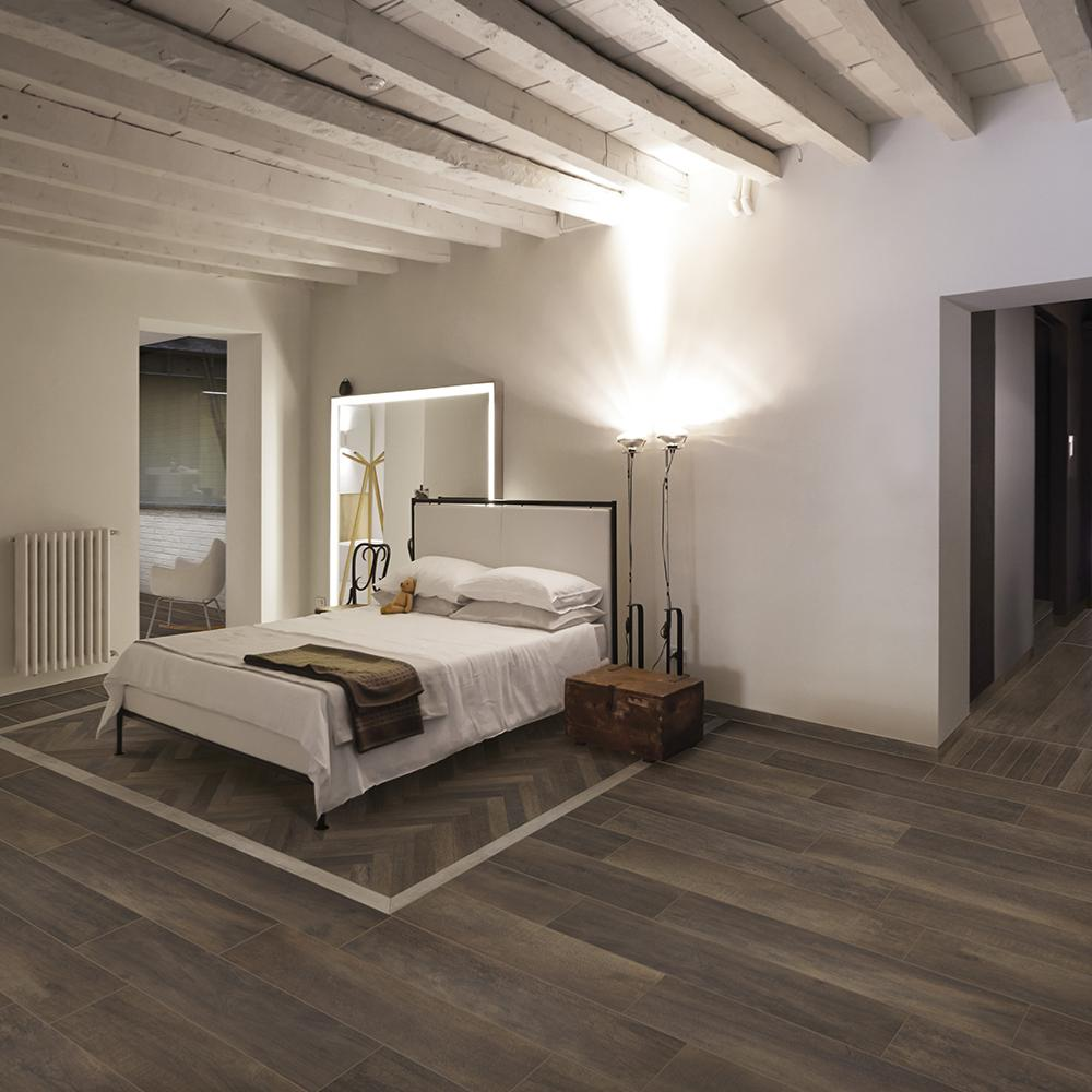 Sol Carrelage Et Parquet carrelage sol imitation bois parquet 24x120 bruno naturel, collection  greenwood rondine