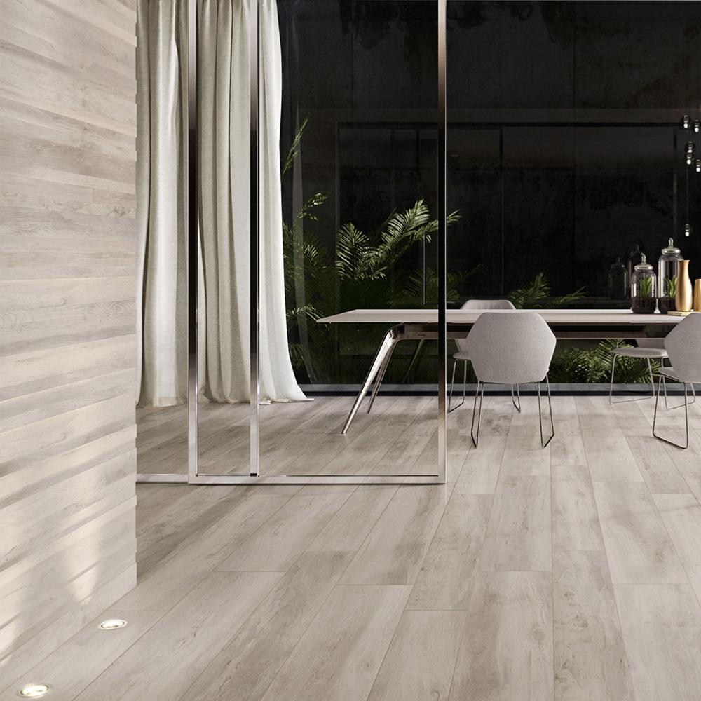 carrelage imitation bois blanc 20x120 abete bianco naturel rectifi collection woodtime monocibec. Black Bedroom Furniture Sets. Home Design Ideas