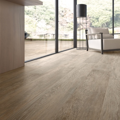 Carrelage imitation bois 20x100 Camaro Naturel, collection Vermont Century