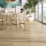 Carrelage imitation bois parquet 20x120 Koen Caramello mat Naturel Rectifié - Stock CER'AFFAIRES