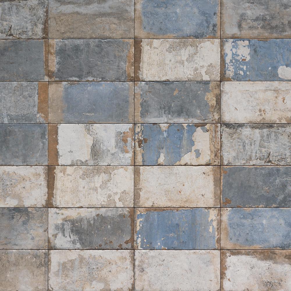 Carrelage int rieur sol et mur effet terre cuite 10x20 for Carrelage exterieur 10x20