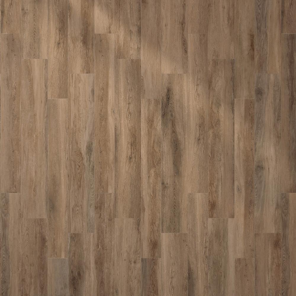 Carrelage Extérieur Imitation Bois Exotique 20x120 Iroko Grip Rectifié Woodtime Monocibec