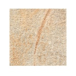 Carrelage extérieur aspect pierre 40,6x40,6 Barge Beige Grip Naturel, collection Le Cave Rondine