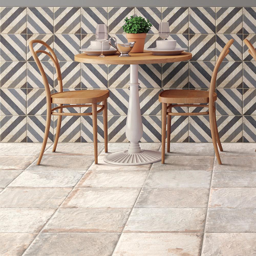 carrelage int rieur sol et mur effet terre cuite 40x40 sugar cane collection havana de cir. Black Bedroom Furniture Sets. Home Design Ideas