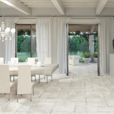 Carrelage effet pierre 30x60 Olimpia Naturel, collection Esedra NAXOS