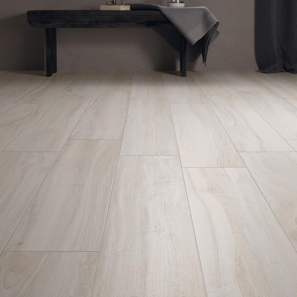 Carrelage Int Rieur Imitation Bois 20x100 Cortina Naturel