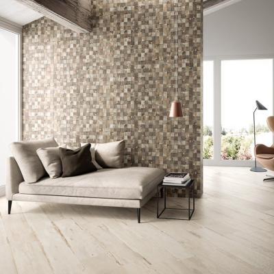 Carrelage mural imitation bois 32x80,5 Flair 3D Naturel, collection Flair Naxos